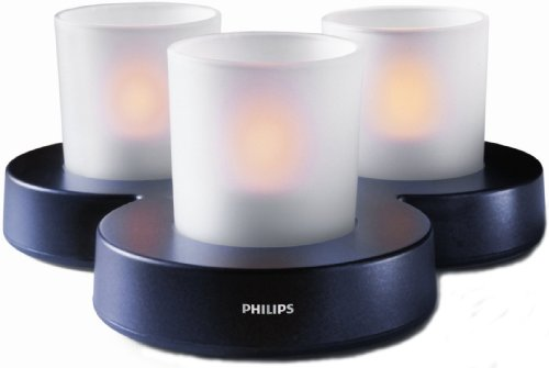 Philips Imageo LED Tealights, Three-Set