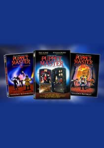 Puppet Master 3pack Set