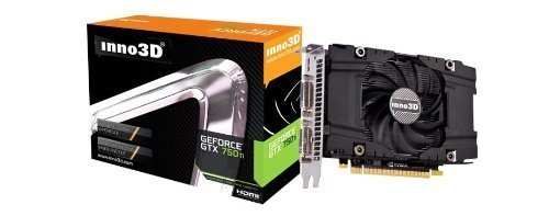 Inno3D NVIDIA GeForce GTX 750 TI OC Overclocked 2GB DDR5 PCI express x 16 Video graphics Card (Nvidia Gtx 750 Low Profile compare prices)