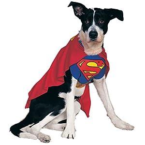 Superman Super Dog Costume