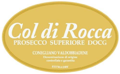 Col di Rocca NV  Prosecco Extra Dry, Veneto 1.5 L