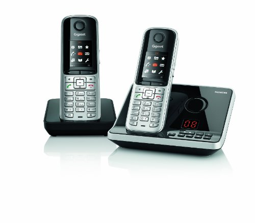 Gigaset S795 Twin DECT Telephone