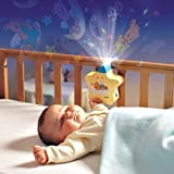 Tomy Starlight Dreamshow Musical Light - Yellow