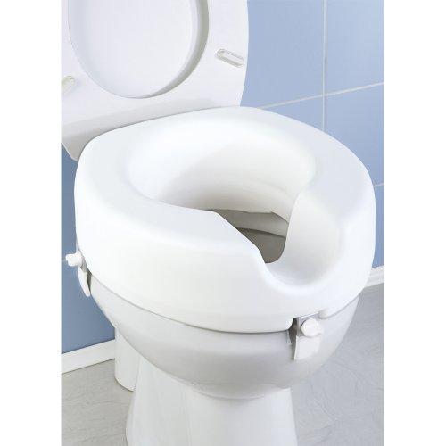 WENKO Sitzerhöhung für WC