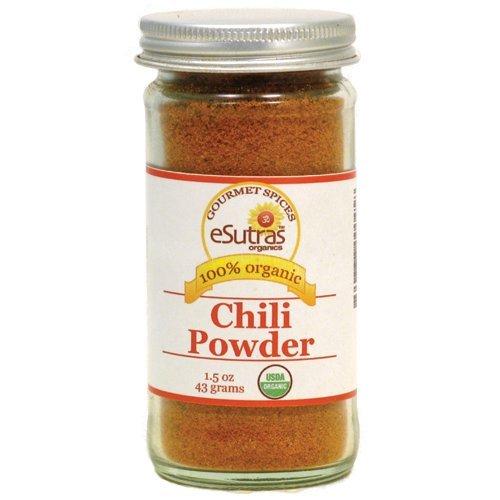 Organic Red Chilli Powder 2 Pack (1.5 Oz Ea)