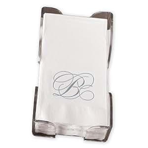 acrylic guest towel holder paper towel holders. Black Bedroom Furniture Sets. Home Design Ideas