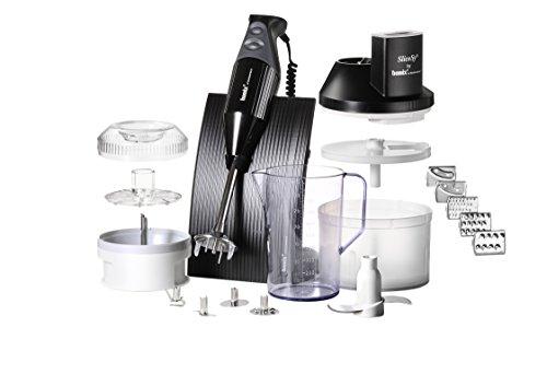 Bamix MX105025 Mixeur Plongeant Coffret Box Noir