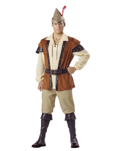 adult costumes - Robin Hood Adult Xlg