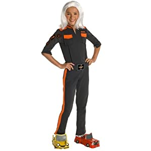 Monsters vs. Aliens Deluxe Susan (50 ft. Woman) Child Costume