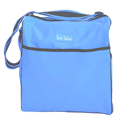 Bon Bebe Diaper Bag, Color: Blue