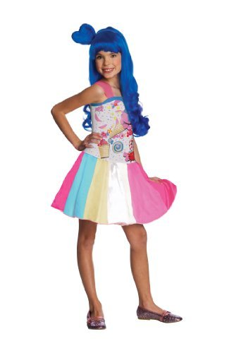 Candy Girl Costume - Medium (Katy Perry Candy)