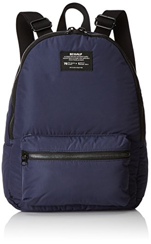 ECOALF Oslo Backpack, Accessorio Donna, 163/Midnight Navy, Taglia Unica