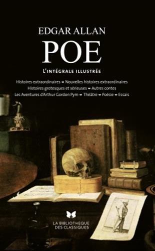 Edgar Allan Poe : L'intégrale illustrée 41qARc0OadL