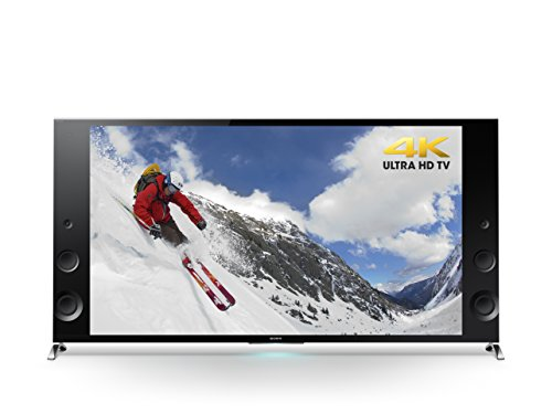 Sony Xbr79X900B 79-Inch 4K Ultra Hd 120Hz 3D Smart Led Tv