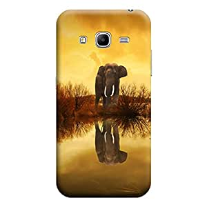 iShell Premium Printed Mobile Back Case Cover With Full protection For Samsung Mega 5.8 I9150 (Designer Case)