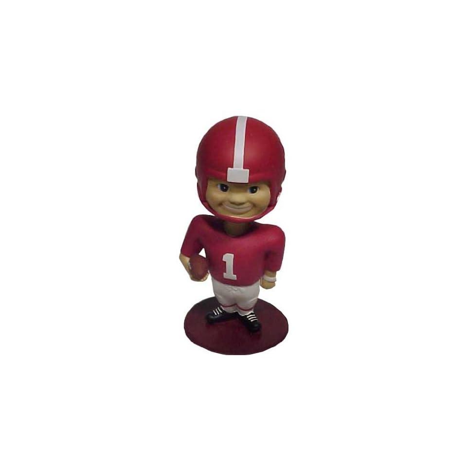 Alabama Crimson Tide Football Bobbin Head,7.5