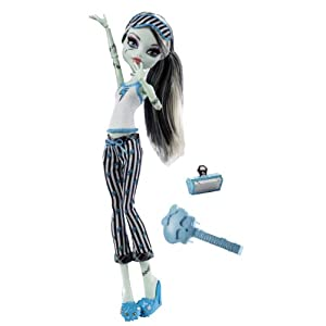 Monster High Dead Tired Doll - Frankie Stein