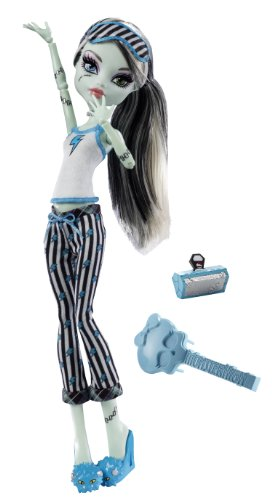 Monster High Dead Tired Doll, Frankie Stein