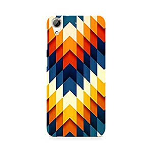 Ebby Up or Down Premium Printed Case For HTC 626