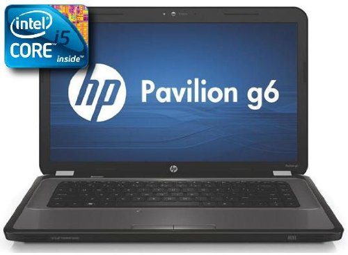 "Hp - Pavilion G6-1C57Dx Laptop / Intel Core I5 Processor / 15.6"" Led Hd Display / 4Gb Ddr3 Memory / 500Gb Hard Drive / Multiformat Dvd±Rw/Cd-Rw Drive With Dvd-Ram Support / Built-In Hp Webcam And Microphone /Microsoft Windows 7 Home Premium Edition 64-Bit"