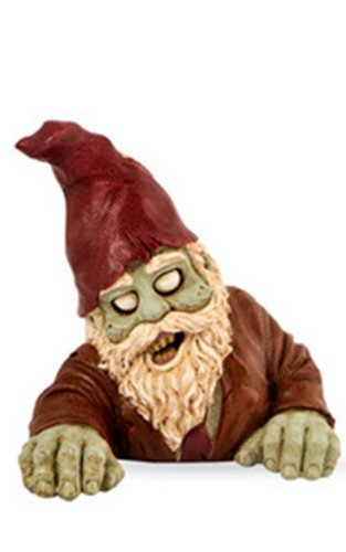 Zombie Crawler Gnome