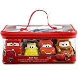 Disney Cars Bath Toys Set - 4 Pc.