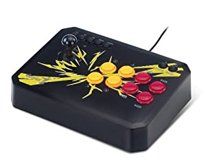 Genius Gaming Arcade Stick for PC (Arcade F-1000)