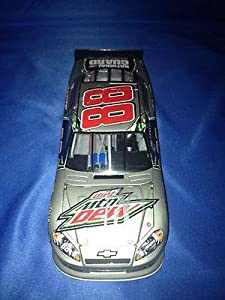 DALE EARNHARDT JR SIGNED 2012 DIET MOUNTAIN DEW FROST 1 24 Diecast COA - Autographed... by Sports Memorabilia