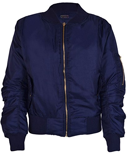 womens-bomber-ziper-jacket-l-navy