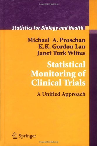 Statistical Monitoring Of Clinical Trials: A Unified Approach (Statistics For Biology And Health)
