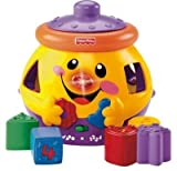 Awesome Fisher-Price Laugh & Learn Cookie Shape Surprise --