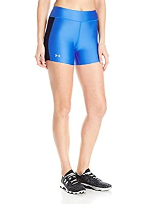Under Armour Short Entrenamiento Fly By Compression y (Azul)