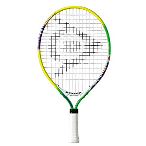 Buy Dunlop Sports Junior 0 8 Grip Action Junior Tennis Racquet by Dunlop Sports