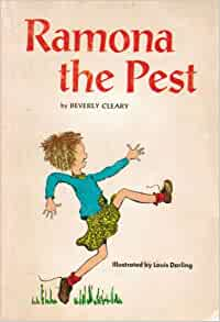 Amazon.com: Ramona the Pest (9780590044936): Beverly ...