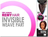Invisible Weave Part - Hollywood 100% Human Remy Hair Closure (F4/30) by HOLLYWOOD