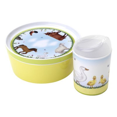 Farmyard Friends 3-Piece Mealtime Set