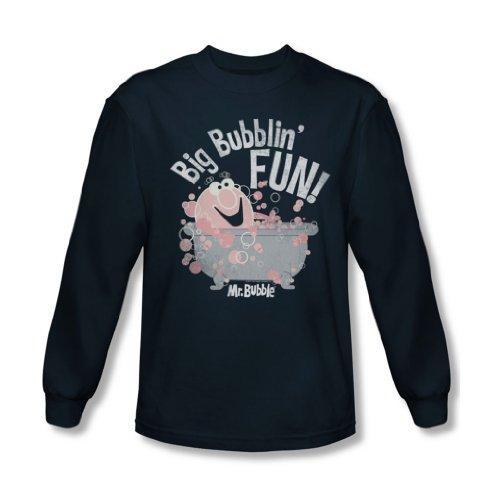 mr-bubble-para-hombre-big-bubblin-fun-camiseta-de-manga-larga-azul-azul-marino