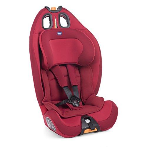 Chicco Gro-Up 123Seggiolino Auto Red Passion