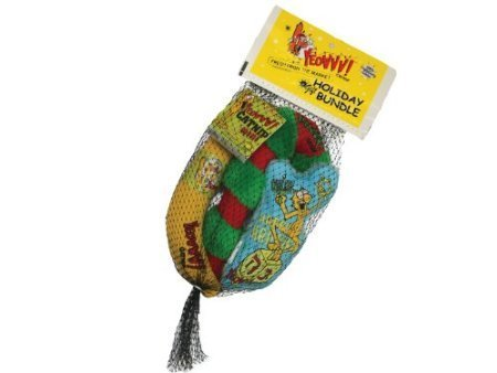 yeowww-dreidel-krinkle-holiday-gift-bundle-catnip-toy