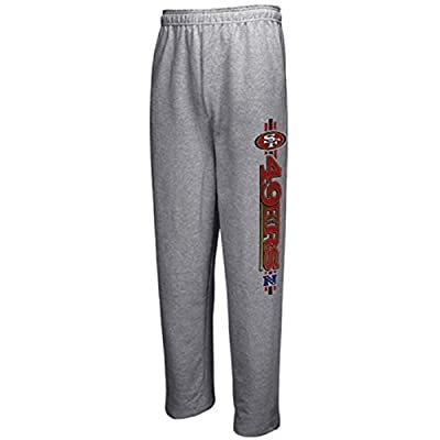 San Francisco 49ers NFL Critical Victory VI Fleece Pants, Big & Tall