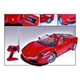 Ferrari F430 Spider 1:10 Scale Radio Control Sports Car - 100% Official Ferrari Productby Ferrari