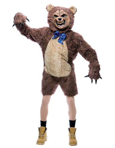 Cuddles The Bear Adult Costume Halloween Costume