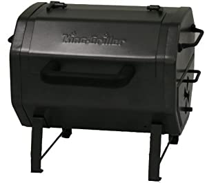 King-Griller by Char-Griller 5224 Table Top Grill/Side Fire Box (Discontinued by Manufacturer)