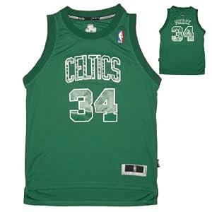 NBA BOSTON CELTICS PIERCE #34 Youth Athletic Comfortable Fit Sleeveless Jersey by NBA
