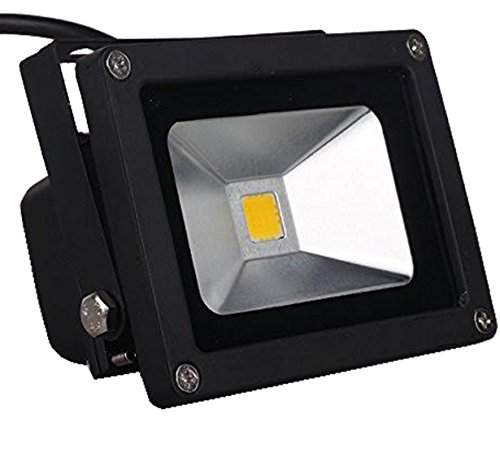 Sleeklighting LED 20W 120-Degree Beam Angle Landscape Outdoor Flood Light, 5000K, 1800 Lumens