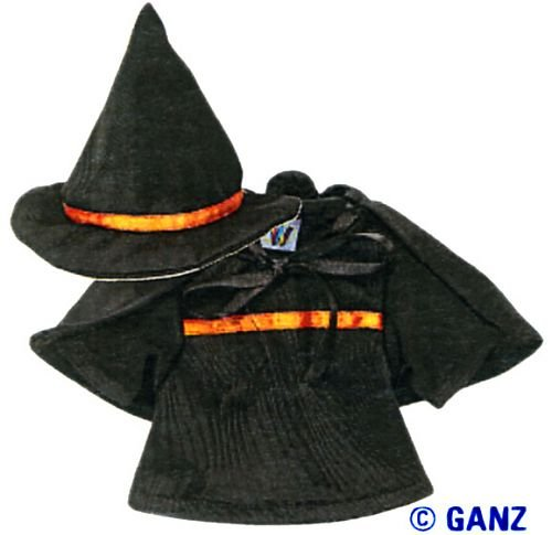 Webkinz Clothing Witch Costume