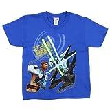 The Battle - Star Wars Clone Wars Juvenile T-shirt