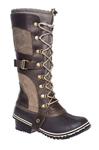 Conquest Carly Lace-Up Waterproof Boot