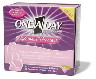 One a Day Prenatal Vitamins