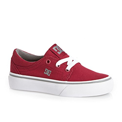 DC Shoes - DC Trase Tx Boys Trainers Shoes - Red